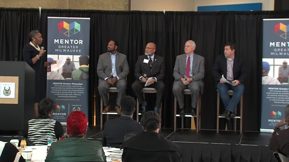 Milwaukee Bucks, MPS launch MENTOR Greater Milwaukee program